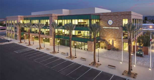 Indio Law Building